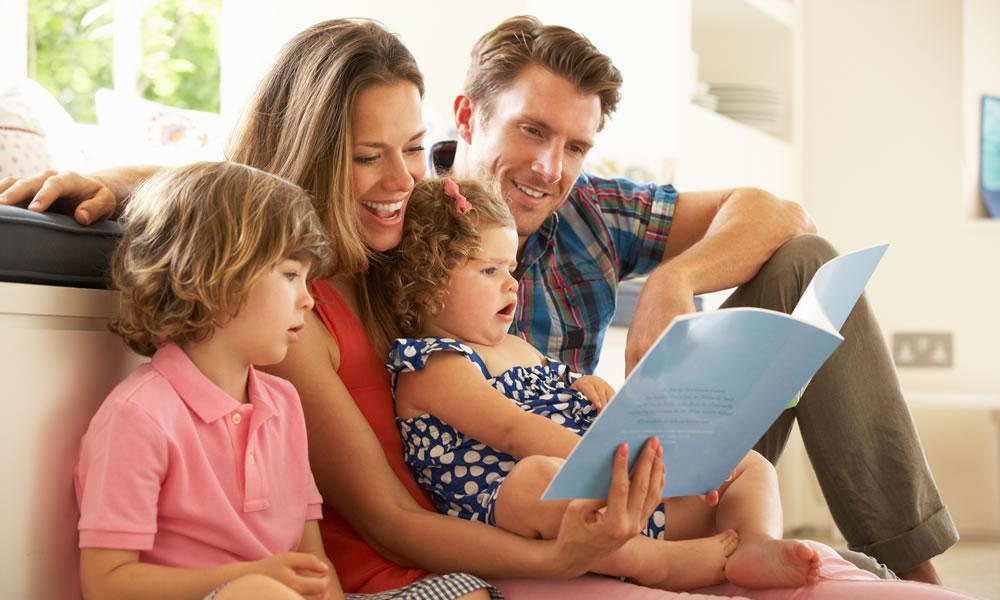 Taakverdeling in het gezin